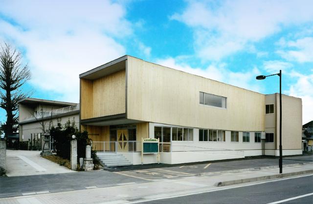 公共施設・学校イメージ