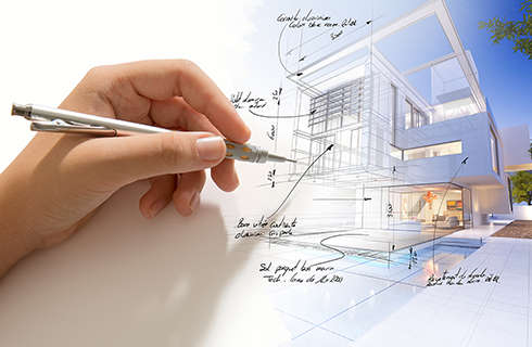 住宅新築イメージ