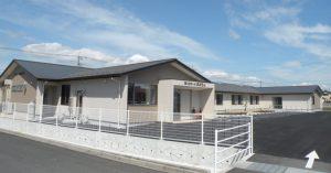 斐川医療生活協同組合様高齢者アパート施設